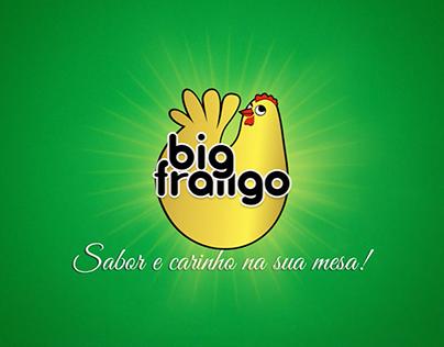 Redesign do mix completo de embalagens Big Frango
