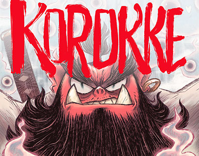 Korokke, the comic (crowdfunding)
