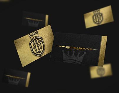 Imperium Sound Entertainment Branding