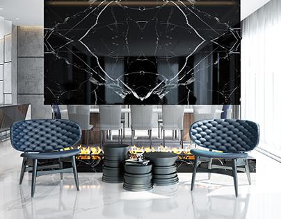 Modern Elegant Reception