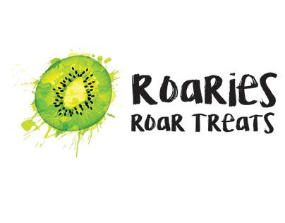 Roaries Branding