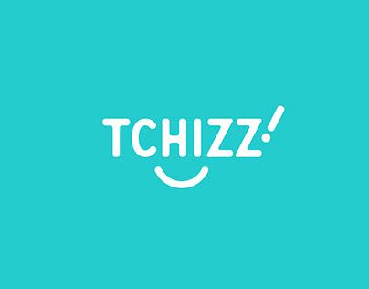 TCHIZZ! - Dentist Brand Identity