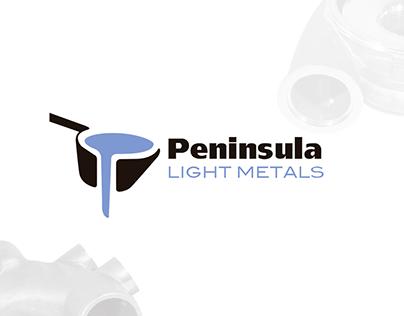 Web Design / Peninsula Light Metals