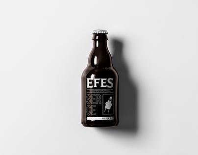 LABEL DESIGN FOR EFES BEER