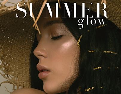 SUMMER glow for Creators Magazine