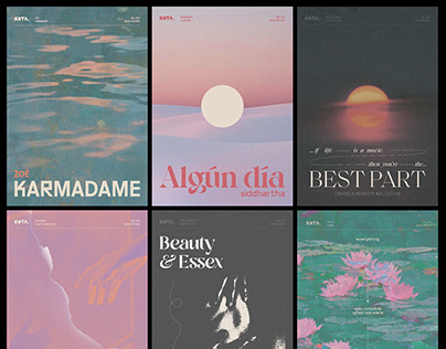 Music Posters Part. II
