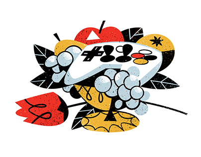 Stickers / Alfa Bank / Viuga