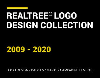 Realtree® Logo Design Collection 2009-2020