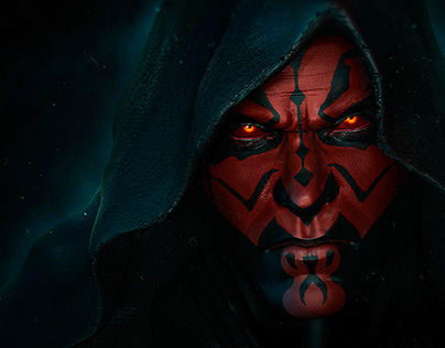 The Sith Lord, Darth Maul