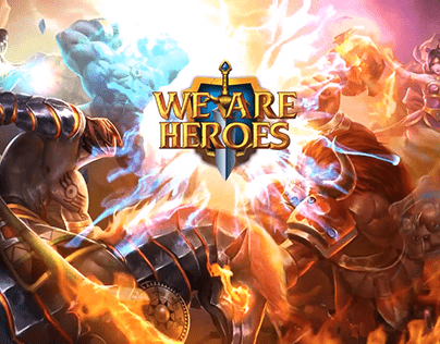Game Development - We are Heroes