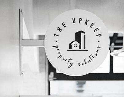 The Upkeep - Logo