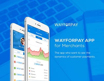 Wayforpay – app for merchant