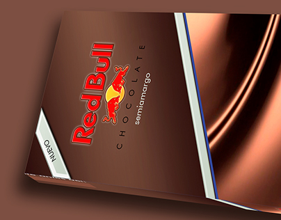 Red Bull Cross Identity Packaging Proyect