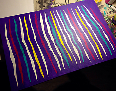 Crazy Zebras Painting Report