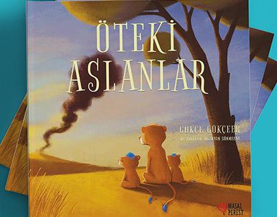 CHILDREN'S BOOK | ÖTEKİ ASLANLAR