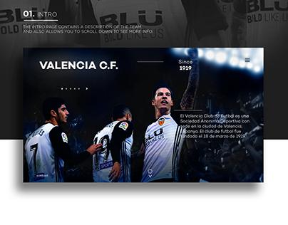 Valencia Cf Redesign