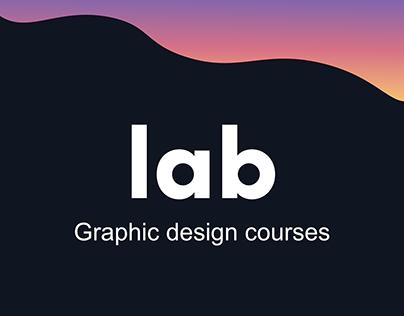 Lab - graphic design courses
