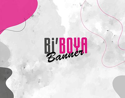 Bi'Boya Banner