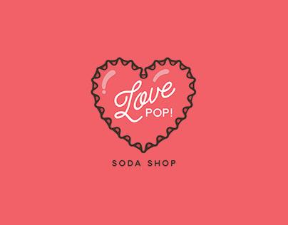 Love Pop Soda Shop