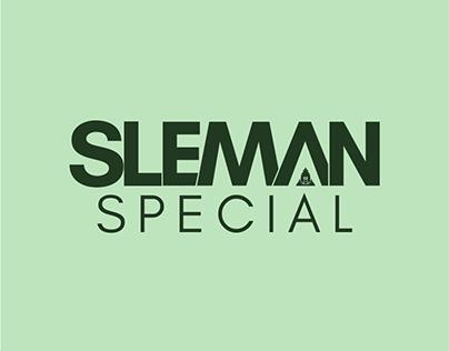 Tshirt Design Sleman Special