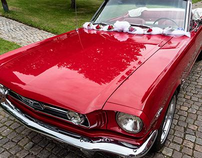 Wedding Car in Aabenraa Denmark