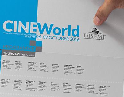 DISFMF | Programme