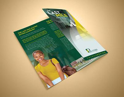 The Last Mile Brochure