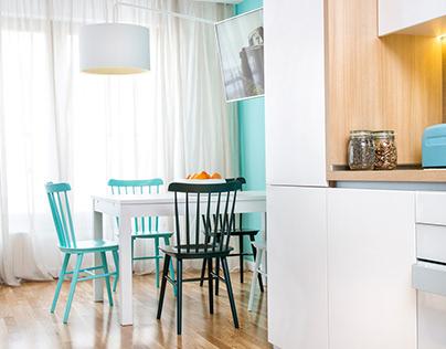 Small apartment in Sofia ll