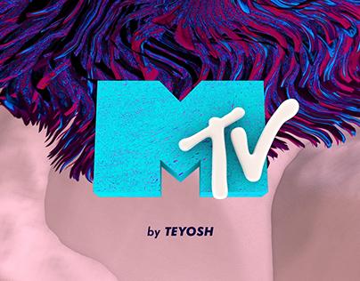 MTV artist ident 2016