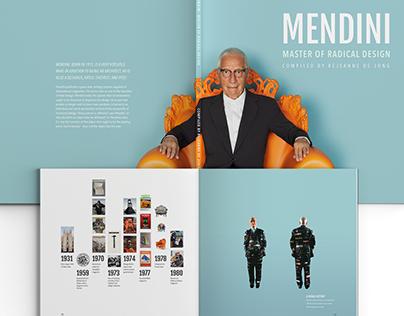 Mendini Coffee Table Book Design
