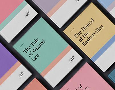 Family Tales — Identity & Book Design