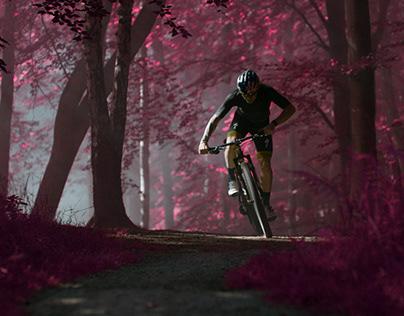 Red Bull Mountainbike [Simon Andreassen]