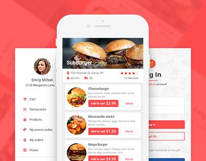 Foodout App