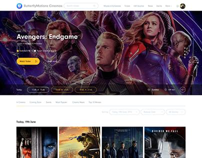 Movie List Website