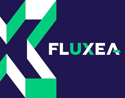 Fluxea - Identité visuelle