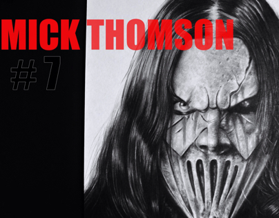 #7 Mick Thomson