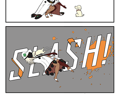Ramlethal's new victory outro.