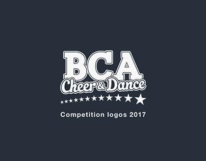 BCA COMPETITION LOGOS