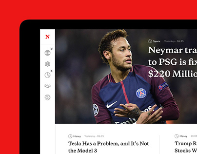 NEWS - Digital Newspaper App