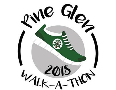 Pine Glen Elementary School Walk-A-Thon 2018