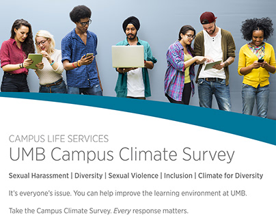 Campus Climate Survey Marketing Design