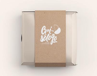 Crisólogo delivery branding