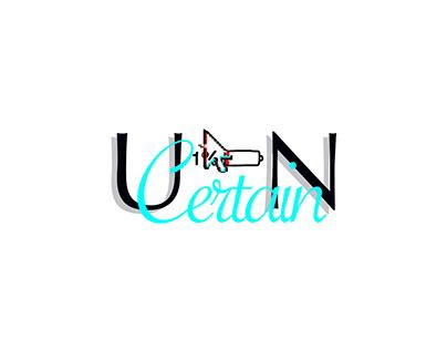 UN.Certain (Brand Creation)