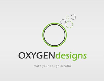 Oxygen Designs Logo
