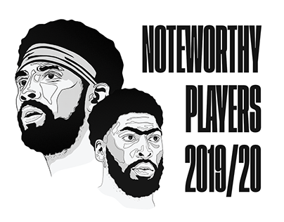 Noteworthy Players 2019/20