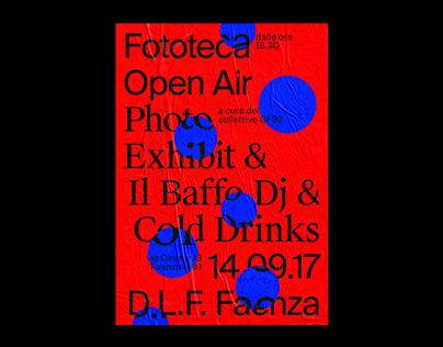 Fototeca Open Air — 14.09.2017