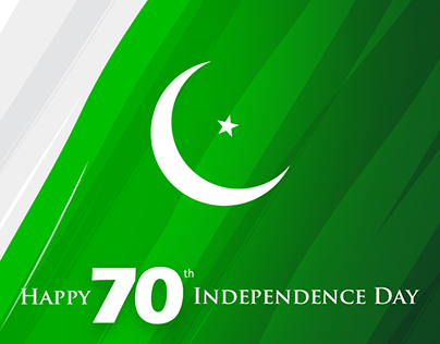 Pakistan 70th Independence Day E-Card