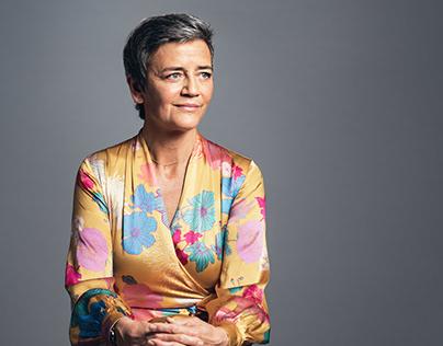 Handelsblatt - Margrethe Vestager