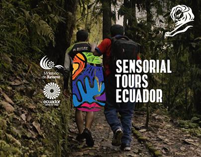 Sensorial Tours / Ministry of Tourism of Ecuador
