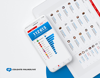 Colgate CRM Application